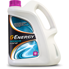 G-ENERGY ANTIFREEZE SI-OAT, SI-OAT 40