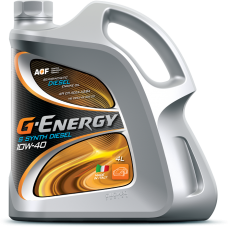 G-ENERGY S SYNTH DIESEL 10W-40