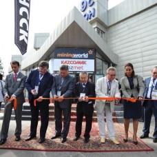 19-21 сентября 2012 года компания Группа Компаний Интеройл приняла участие в 18-ой Центрально-Азиатской международной выставке «MiningWorld Central Asia 2012».
