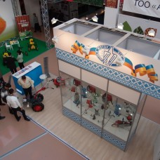 КАЗАГРО-2012- 3-я международная выставка сельского хозяйства и пищевой промышленности