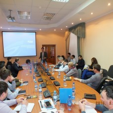 Отраслевая конференция для ведущих сельскохозяйственных предприятий Республики Казахстан.